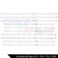 PACK TIRA LED LG 42 LN5200 - 5700