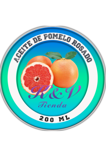 Aceite de Pomelo Rosado 200 ML