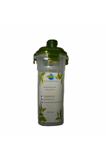 Botella para té Estilo Natura