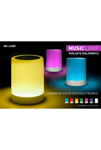 Smart music Lamp Touch