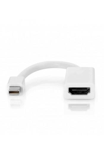 Mini Display Port Para Mac + Cable Hdmi 2 Mts