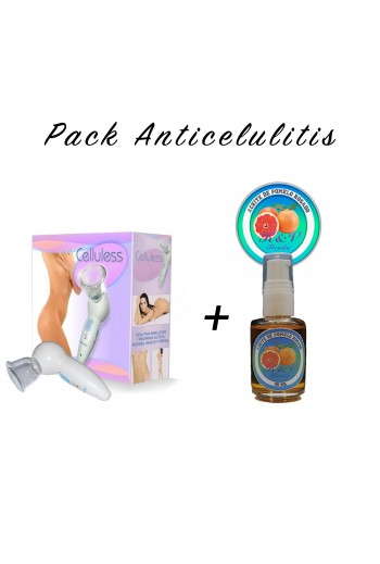Pack Anticelulitis