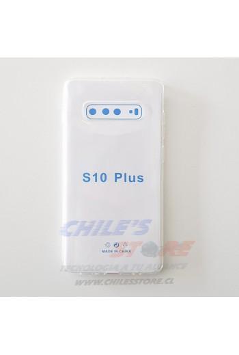 Carcasa transparente Samsung S10 Plus