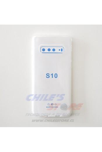 Carcasa Transparente Samsung S10