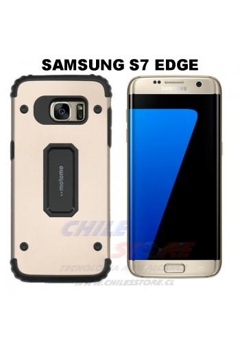 Carcasa Motomo Samsung S7 Edge