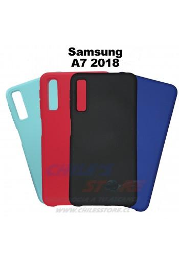 Carcasa Samsung A7 2018