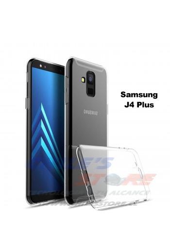 Carcasa Transparente Samsung J4 Plus, J4 Core