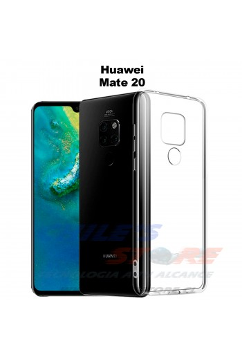 Carcasa Transparente Huawei...