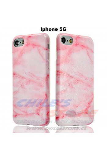 Carcasa Silicona Marmol Iphone 5G