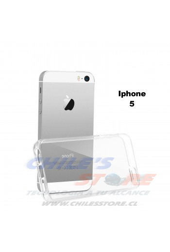 Carcasa Transparente Iphone 5