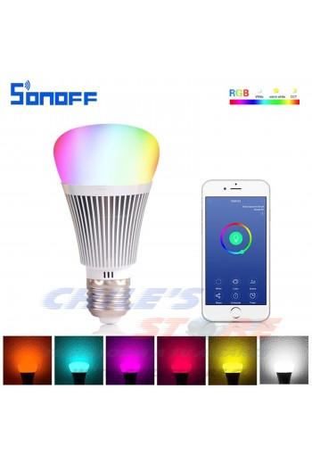 Ampolleta Colores RGB Sonoff B1 - Segunda Generación