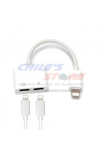 CABLE ADAPTADOR LIGHTNING...