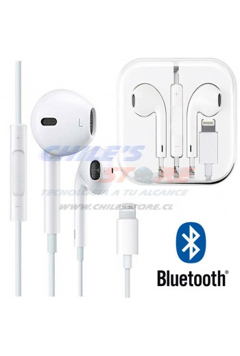 Audifonos Iphone Bluetooth
