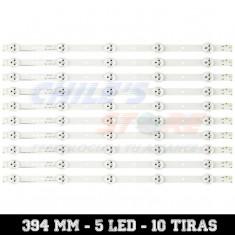 Kit tiras led Sony KDL 40