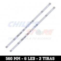 """Kit tiras led TCL 32"""""""